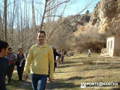 Cañón del Río Dulce y Sigüenza; viajes senderismo madrid; asociaciones senderismo madrid